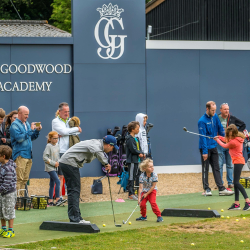 Golf At Goodwood Junior Taster session