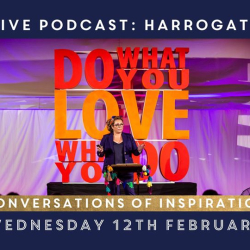 CONVERSATIONS OF INSPIRATION, LIVE