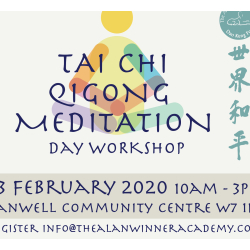 Tai Chi and Qigong Sunday