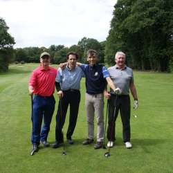 Shakin' Stevens' Annual Charity Golf Day