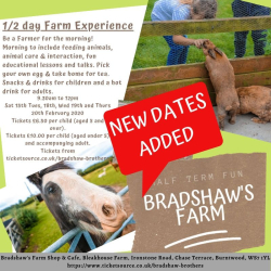 Fun on the Farm with Bradshaw's Farm Shop & Cafe