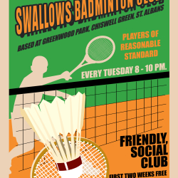 Swallows Badminton Club