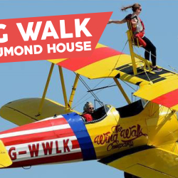 Wing Walk for Beaumond House