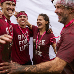 Cancer Research UK Race for Life - Warrington Pretty Muddy 5k 2020