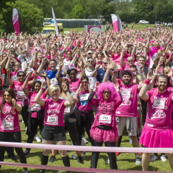 Cancer Research UK Race for Life - Cheshire - Tatton Park 5k 2020