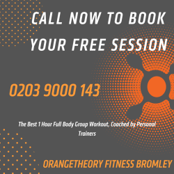 Free Session @ Orangetheory Fitness Bromley ( The Glades ) Widmore Road