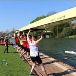 Abingdon Spring Rowing Head