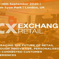 Customer Experience Exchange Retail | London | 15-16th September 2020