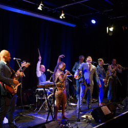 South Coast Soul Revue's Christmas Soul & Funk Party at Ropetackle