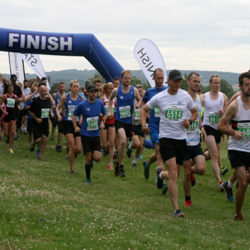 Essex Cross Country 10k Series 2021 - Hadleigh Park