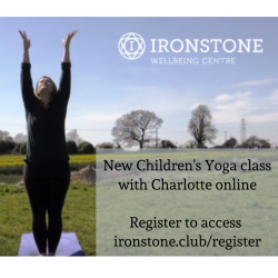 Free Children's Yoga classes with Charlotte