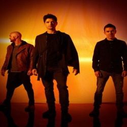 The Script live at Newmarket Racecourses!