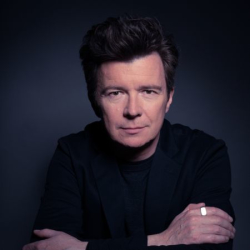 Rick Astley live at Newmarket Racecourses on Friday 25th June 2021