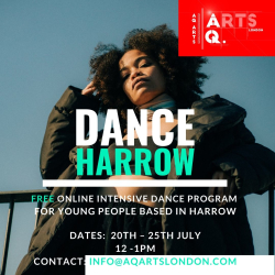 AQ Arts Dance Harrow