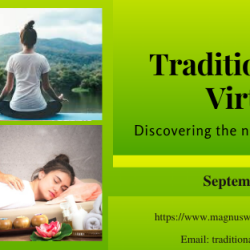 Traditional Medicine Virtual 2020