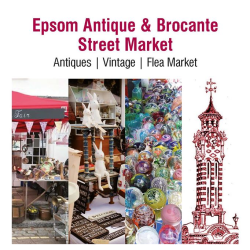Epsom Antique & Brocante Street Market