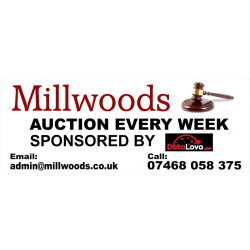 Millwoods Monday Auction