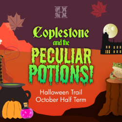 Coplestone and the Peculiar Potions: Halloween Trail