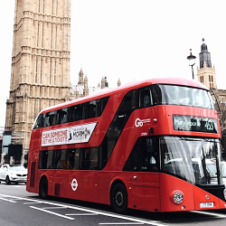 London Transportation Guide Days