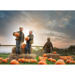 Halloween Spooktacular and Pumpkin Patch Experience – West Lodge Farm