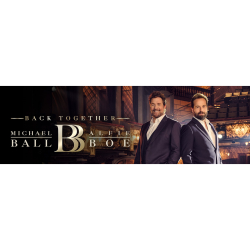 Alfie Boe & Michael Ball - Back Together (Live Recording)