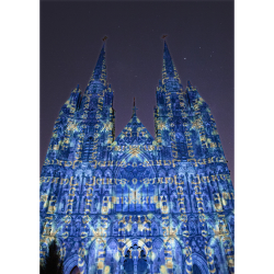 The Cathedral Illuminated  2020 - The Manger