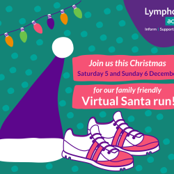 Lymphoma Action Virtual Santa Run