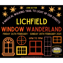 Lichfield Window Wanderland