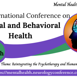 33rd International conference on Mental and Behavioral Health