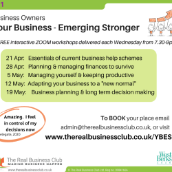 FREE & Online: Your Business Emerging Stronger