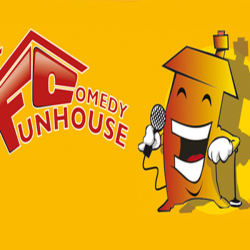 Funhouse Comedy Club - Socially Distanced Comedy Night in Lutterworth, Leics May 2021