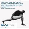 Broga class at Matthew Yard