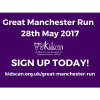 Join Team Kidscan for Great Manchester Run 2017