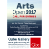 Qube Arts Open 201: Call for artists