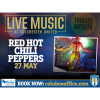 Red Hot Chilli Peppers Live Music Event