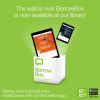 E-audiobooks from Bury libraries are now available via BorrowBox