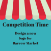 Design a new logo for Barrow Market!