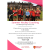 Wellingborough Summer Hockey Coaching