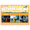 Experience Dartington's Hall Outdoor Cinema in July and August
