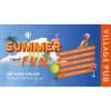 Summer of fun at Village Pub