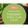 Join The Steak Club at – The Well House Inn, #Mugswell @TimeWell_Spent