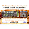 Poringland Singers Ensemble: Songs from the Shows