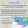 Simply Sing (Ladies singing session)