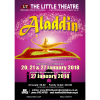 Aladdin – A Pantomime by Ben Crocker