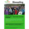 Wassailing in St Laurence Orchard: Sunday 28 January, 14:00 - 15:30