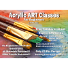 Acrylic ART Classes for Beginners