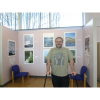 Pointillist Art Exhibition - David Winwood - Dare Valley Country Park - April 2018