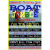 Boat Jumble  at Lowestoft Cruising Club in Harbour Road, Oulton Broad, Lowestoft.