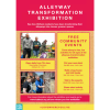 Alleyway Transformation Exhibition