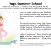 Yoga Summer School